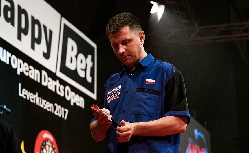 Challenge Tour 2018 - Turniere 13-16 - Krzysztof Ratajski - 9-Darter