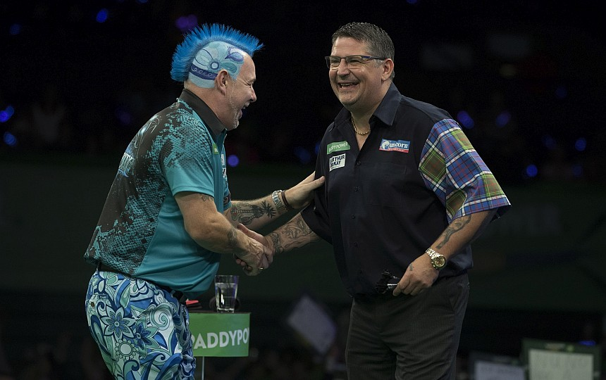 Champions League of Darts 2018 - Final - Gary Anderson