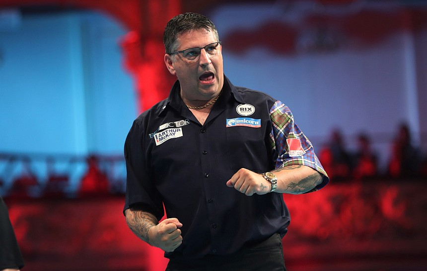 Champions League of Darts 2018 - Tag 2 - Gary Anderson
