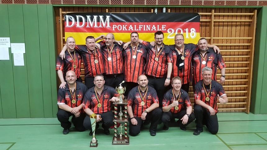 DV Kaiserslautern erhält DDV Pokal