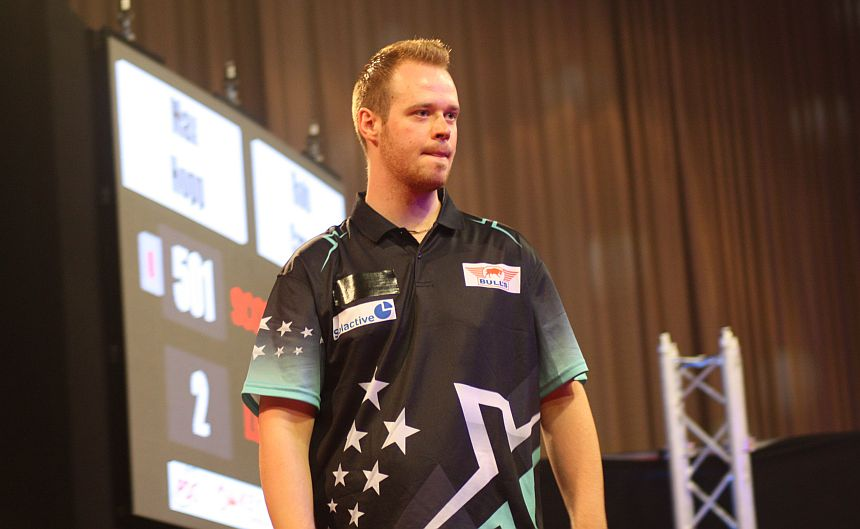 Danish Darts Open 2018 - Tag 1 - Max Hopp