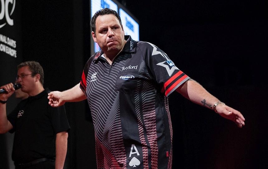 Dutch Darts Championship 2018 - Achtelfinale - Adrian Lewis