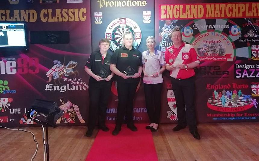 England Matchplay 2018 - Sieger