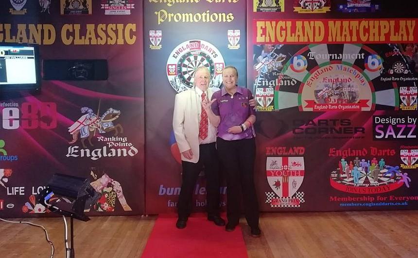 England Classic 2018 - Siegerin - Anastasia Dobromyslova