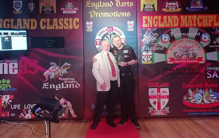 England Masters 2018 - Sieger - Jim Williams