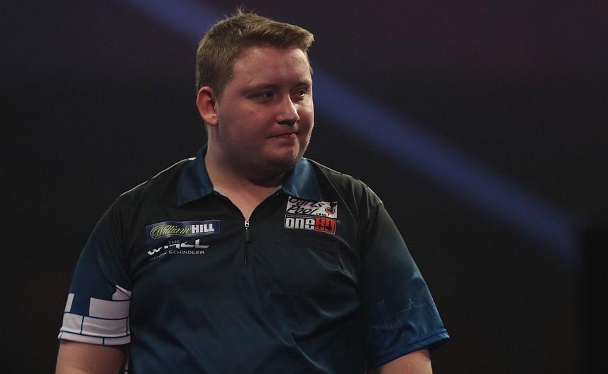 European Darts Grand Prix 2018 - Tag 2 - Martin Schindler
