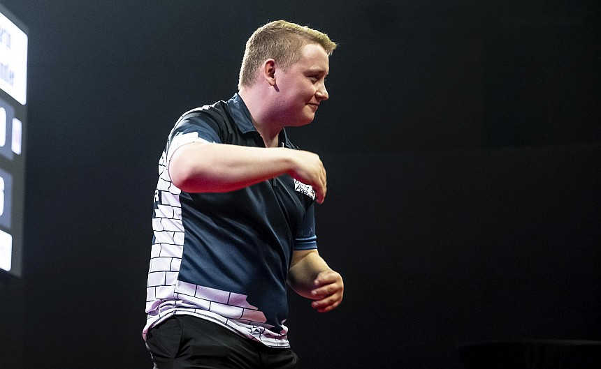 European Darts Trophy 2018 - Tag 1 - Martin Schindler