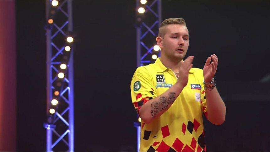 German Darts Masters 2018 - Dimitri van den Bergh