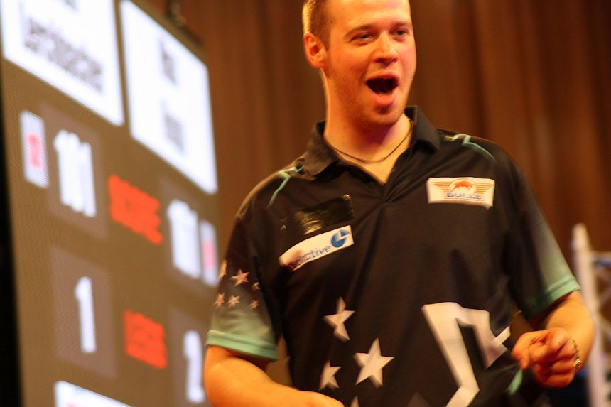 German Darts Open 2018 - Tag 1 - Max Hopp