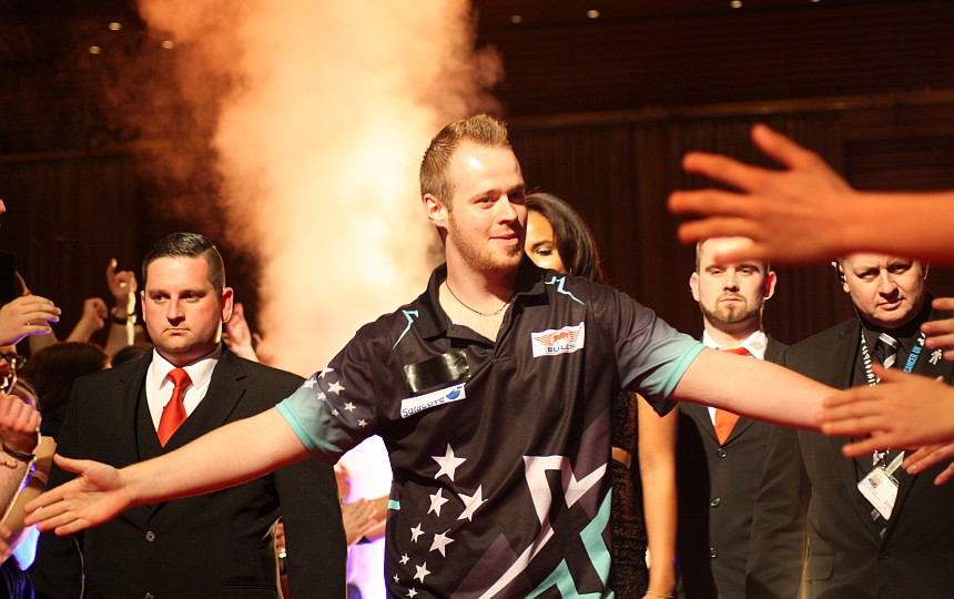 Grand Slam of Darts 2018 - Auslosung - Max Hopp