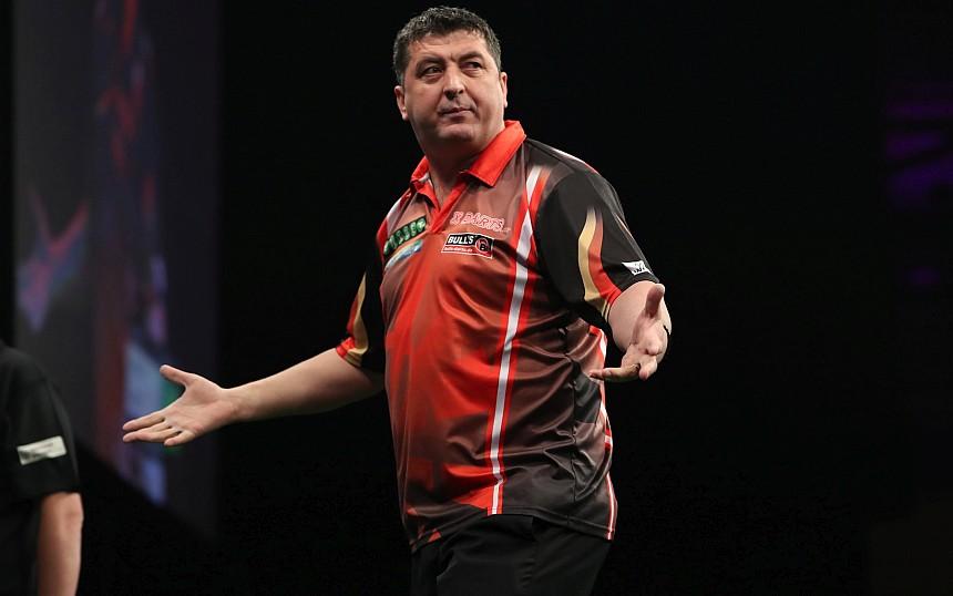 Grand Slam of Darts 2018 - Tag 3 - Mensur Suljovic