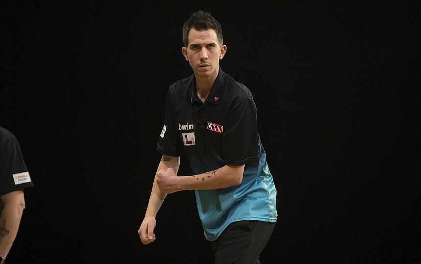 Grand Slam of Darts 2018 - Tag 6 - Michael Unterbuchner