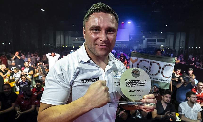 International Darts Open 2018 - Sieger - Gerwyn Price