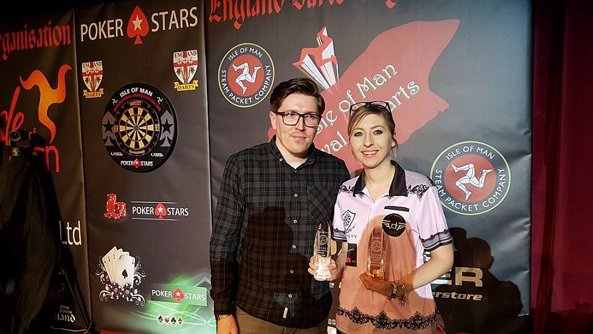Isle of Man Open 2018 - Fallon Sherrock