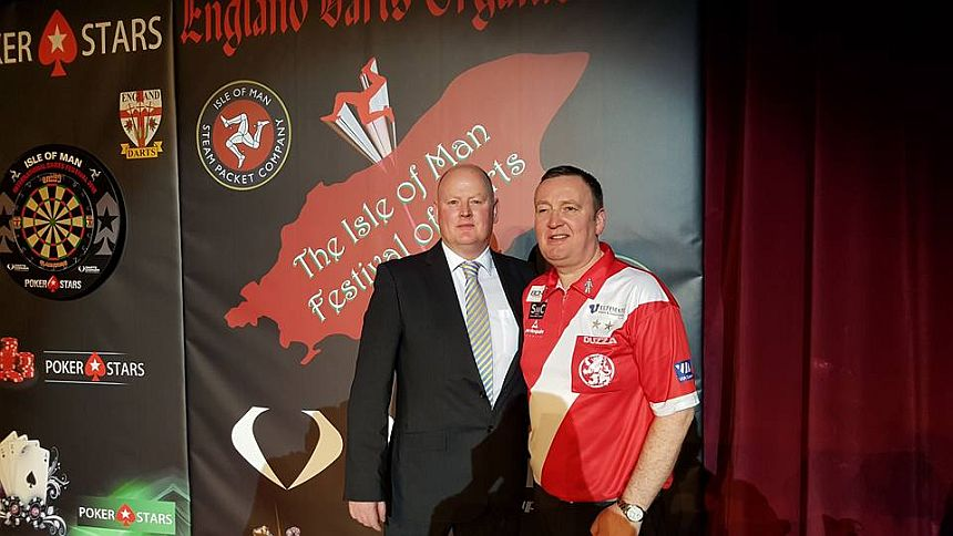 Isle of Man Open 2018 - Glen Durrant