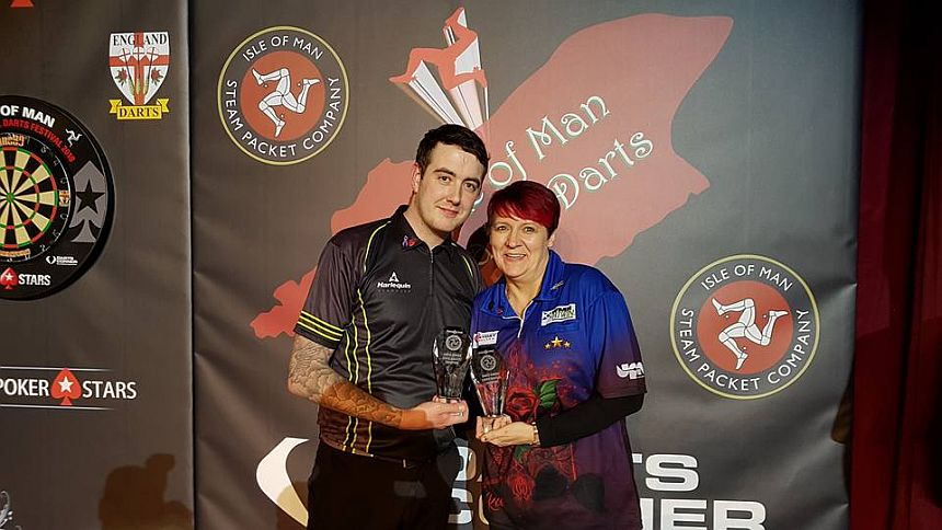Isle of Man Open 2018 - Lisa Ashton