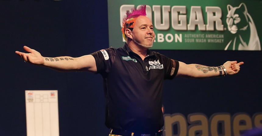 Peter Wright gewinnt die Melbourne Darts Masters 2018