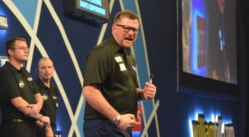 PDC WM 2019 - Tag 7 - Abend - James Wade