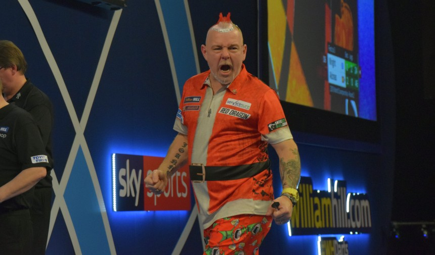 PDC WM 2019 - Tag 4 - Abend - Peter Wright