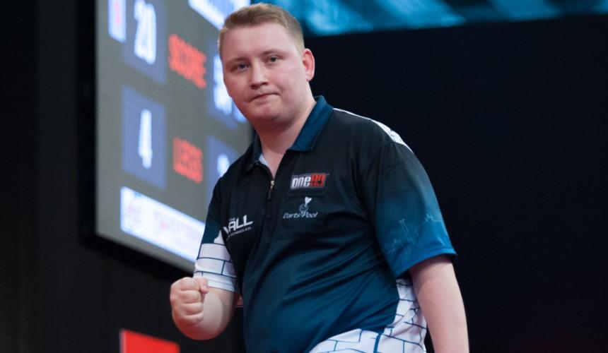 Martin Schindler gewinnt zwei Turniere auf der Development Tour