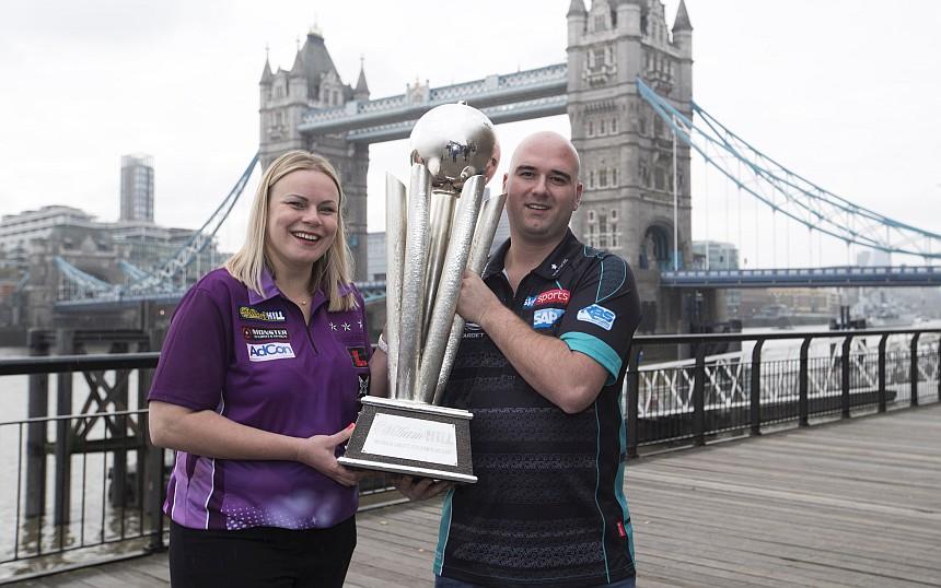 PDC World Darts Championship 2019 - Spielplan