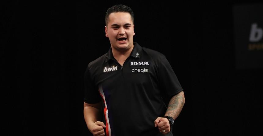 Jeffrey de Zwaan gewinnt Players Championship Nr. 10 im Jahr 2018