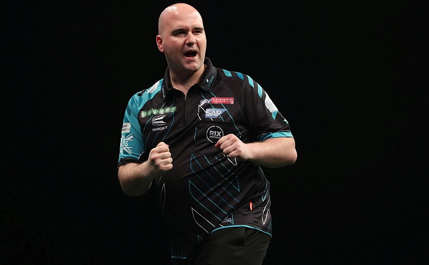 Players Championship 2018 - Turnier 13 - Rob Cross