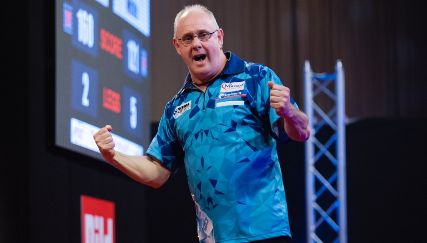 Players Championship 2018 - Turnier 16 - Ian White