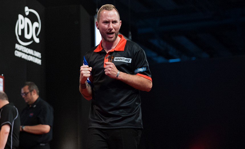 Players Championship 2018 - Turnier 20 - Danny Noppert