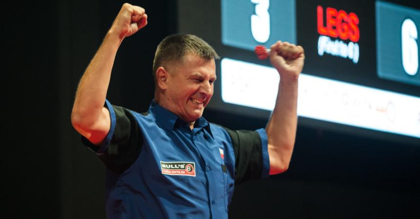 Players Championship Finals 2018 - Tag 1 - Abend - Krzysztof Ratajski
