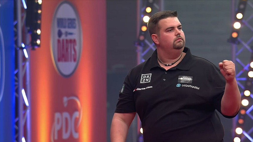 Players Championship Finals 2018 - Tag 2 - Mittag - Gabriel Clemens
