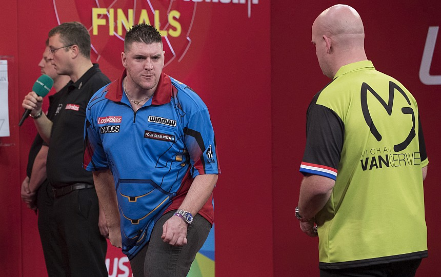 Players Championship Finals 2018 - Finale - Daryl Gurney