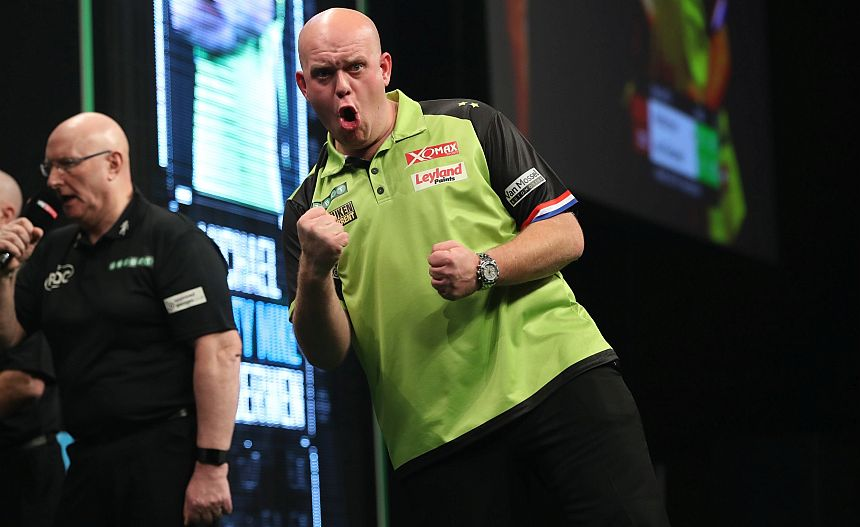 Players Championship 2018 - Turnier 1 - Michael van Gerwen