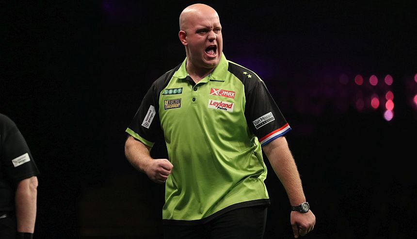 Players Championship 2018 - Turnier 2 - Michael van Gerwen