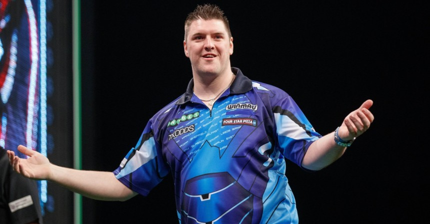 Premier League Darts 2018 - Daryl Gurney