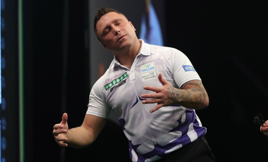 Premier League Darts 2018 - Gerwyn Price