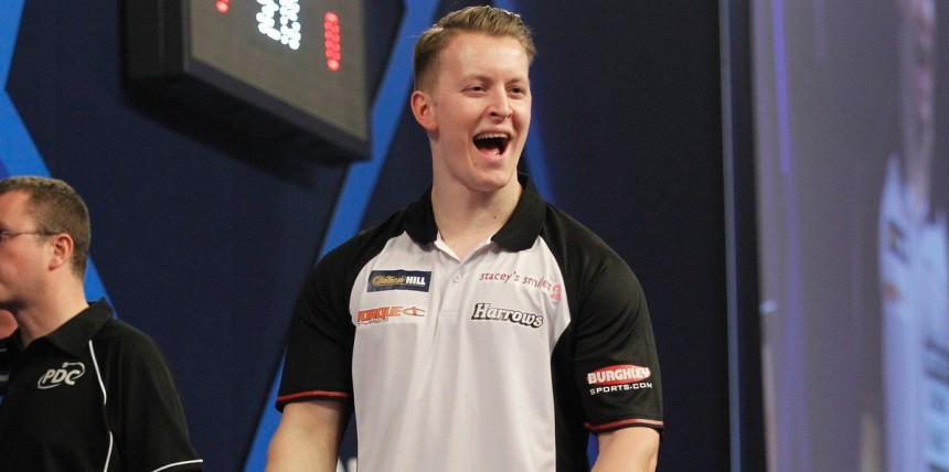 Josh Payne gewinnt die Players Championship 12 2018 in Milton Keynes