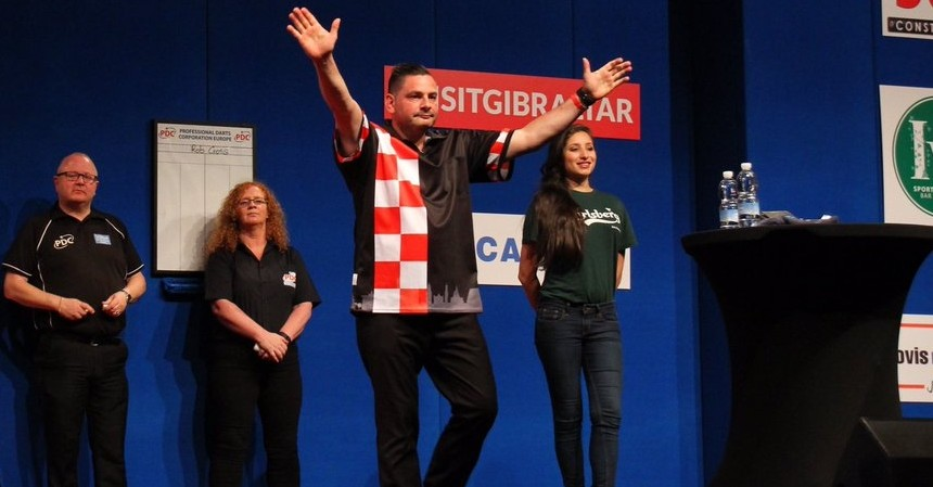 PDC Qualifyfing School - Q-School - in Hildesheim und Wigan