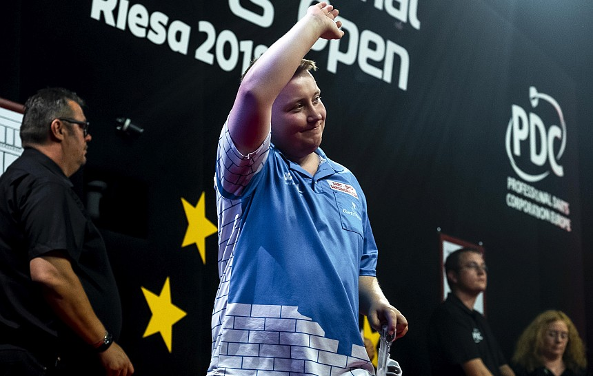 European Darts Open 2018 - Host Nation Qualifier - Martin Schindler