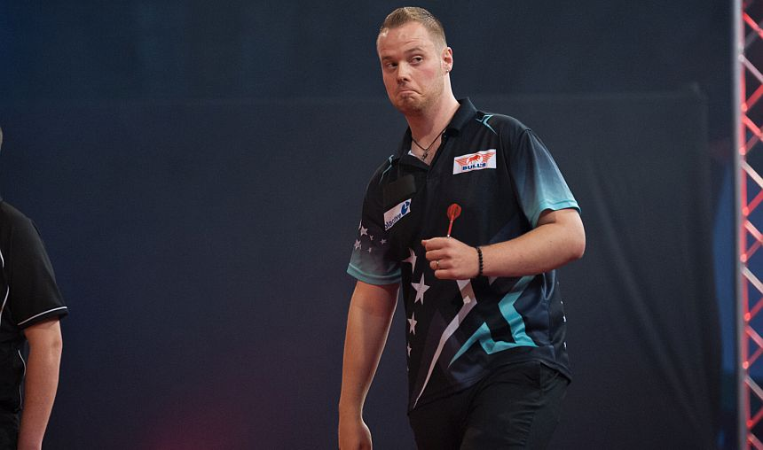 Qualifier ET Events Gibraltar & Kopenhagen - Max Hopp