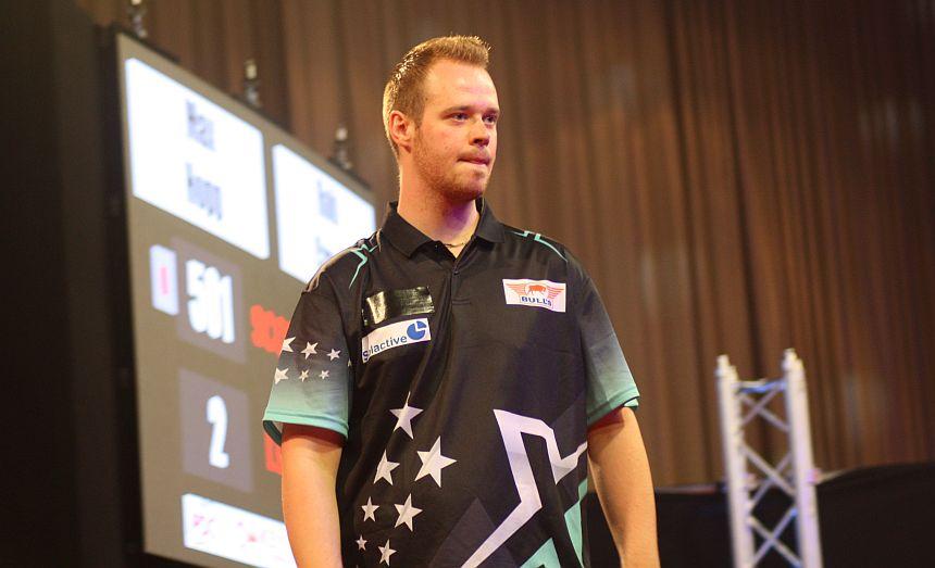 Qualifier ET Events Sindelfingen & Zwolle - Max Hopp