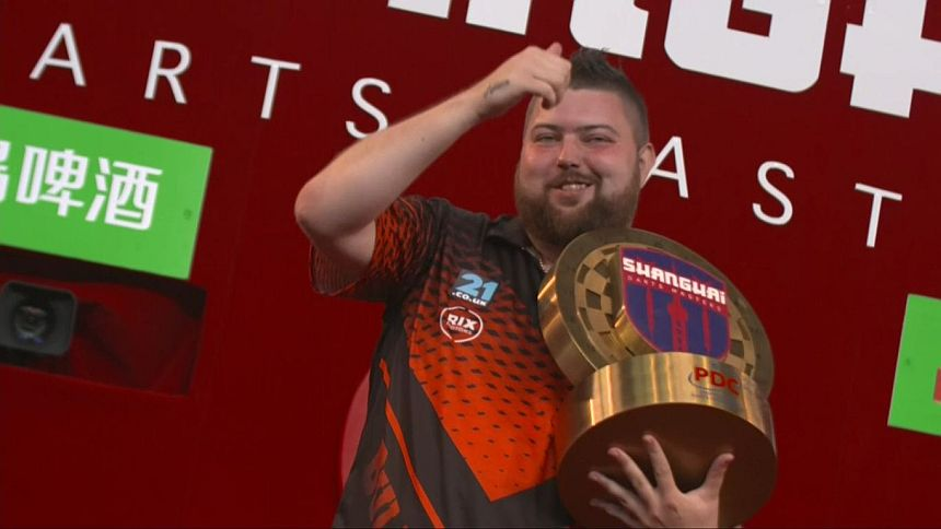 Shanghai Darts Masters 2018 - Michael Smith