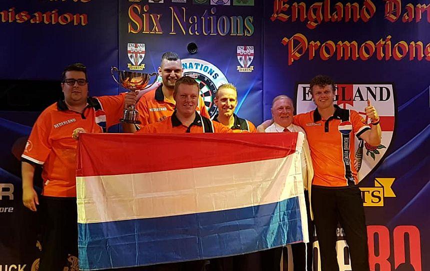 Six Nations Cup 2018 - Team Niederlande - Herren