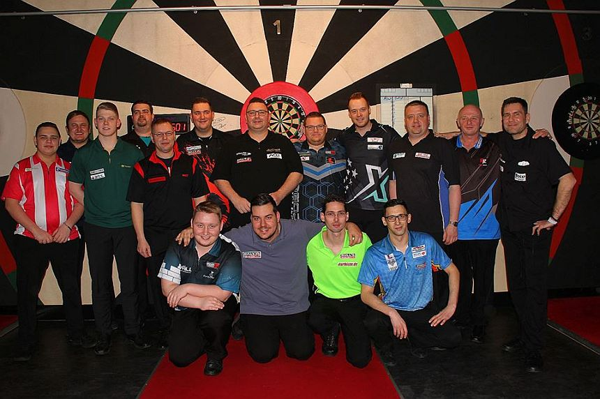 Super League Darts Germany 2018