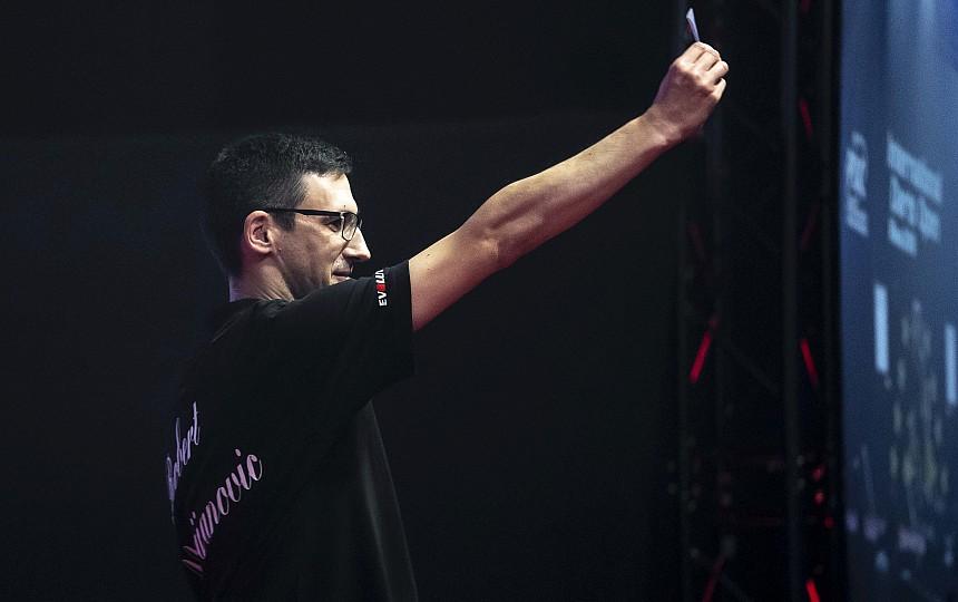 Super League Darts Germany 2018 - Sieger - Robert Marijanovic