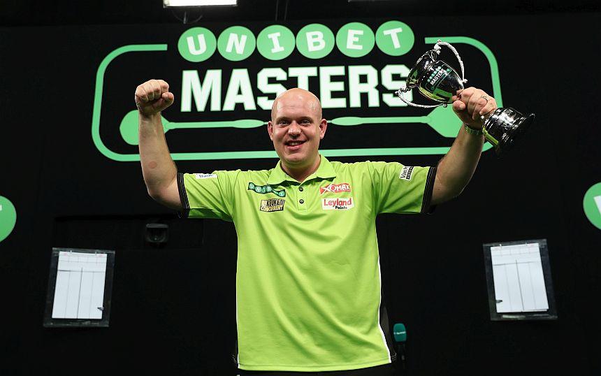 The Masters 2018 - Sieger - Michael van Gerwen