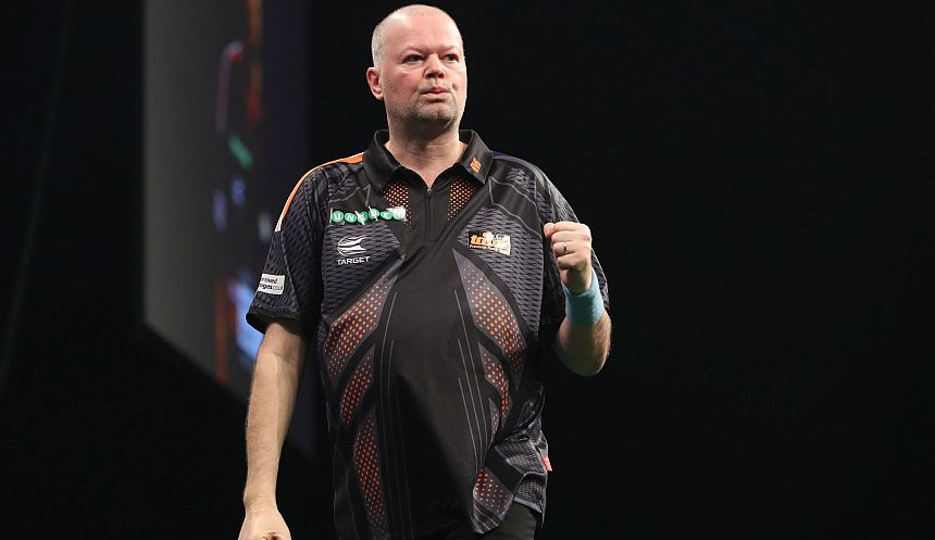 UK Open 2018 - Tag 1 - Mittag - Barney
