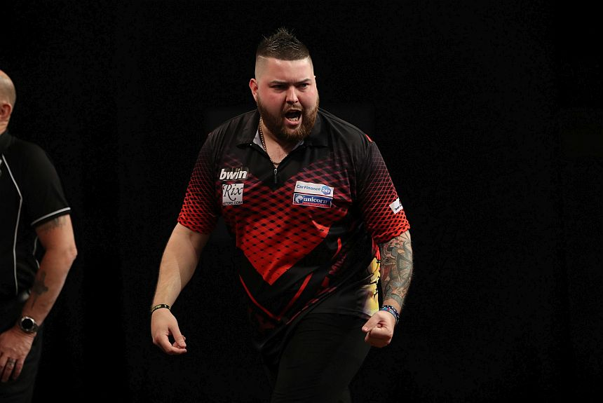 UK Open Qualifier 2018 - Turnier 3 - Michael Smith