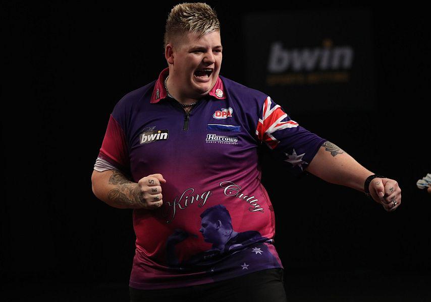 UK Open Qualifier 2018 - Turnier 5 - Corey Cadby