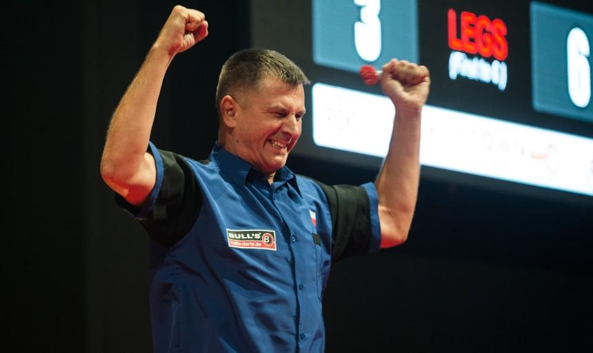 UK Open Qualifier 2018 - Turnier 6 - Krzysztof Ratajski